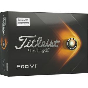 Titleist - Pro V1 - White - T2027S-BIL-FD (Factory Direct)